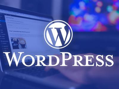 History of WordPress - one
