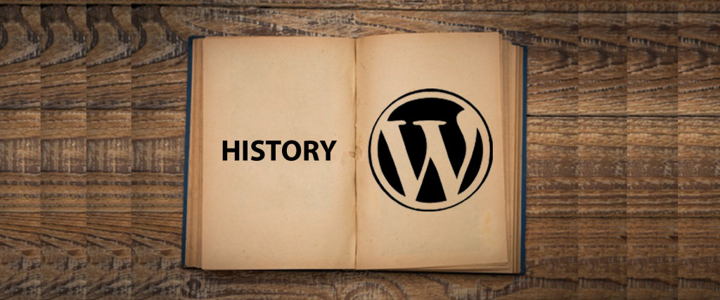 HISTORY OF WORDPRESS-featured