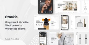 stockie woocommerce theme