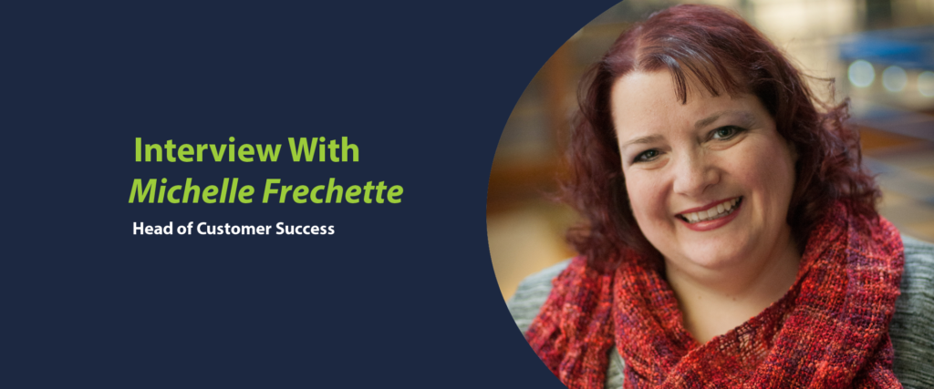 An Interview with Michelle Frechette, A Head of Customer Success at GiveWP