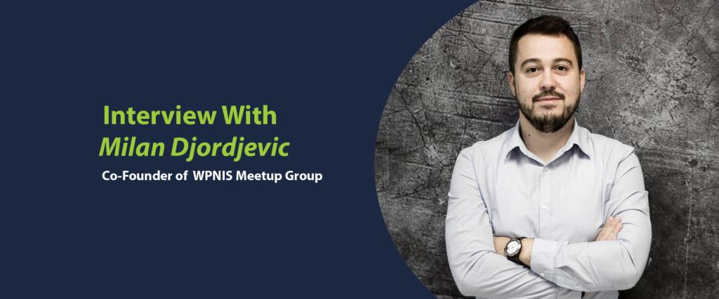 Interview with Milan Djordjevic