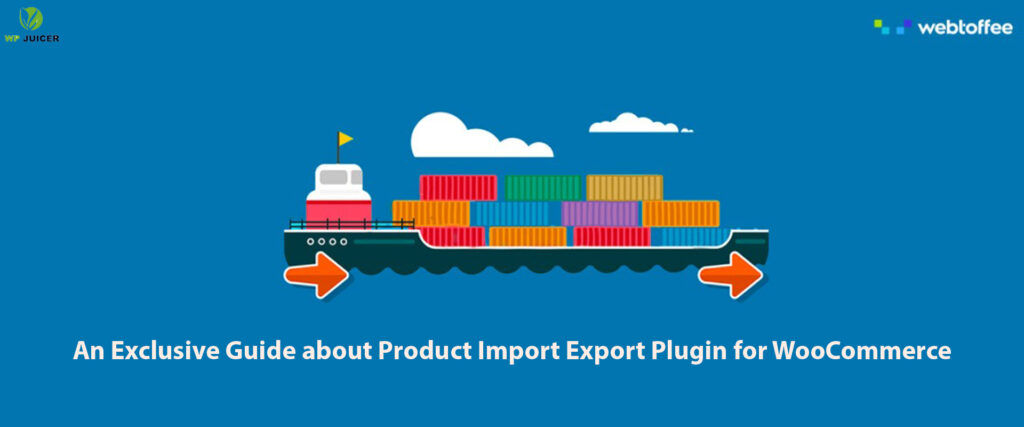 Product Import Export Plugin for WooCommerce Banner