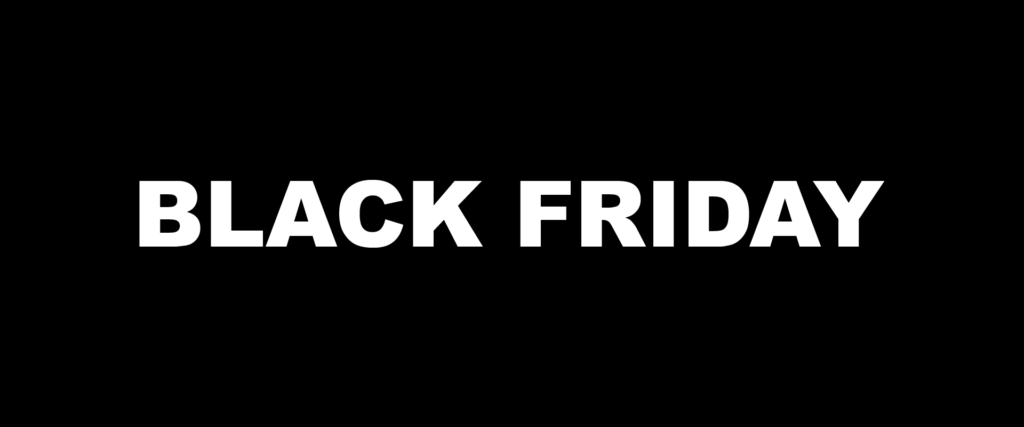 WordPress black friday and cyber monday