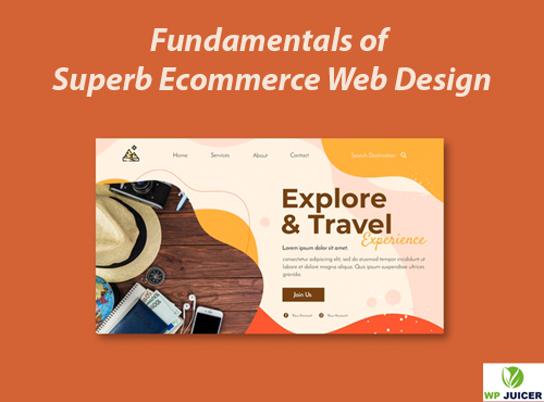 Fundamentals of Superb Ecommerce Web Design featured