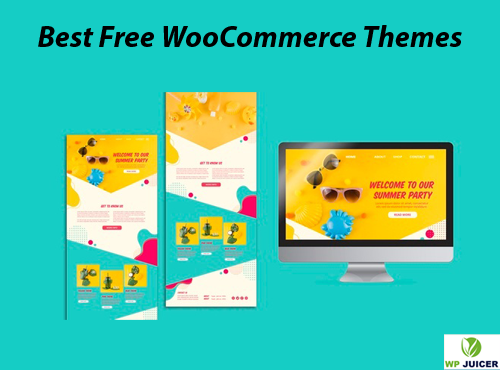 best free woocommerce themes featured