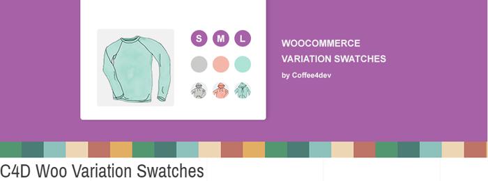 C4D Woo Variation Images
