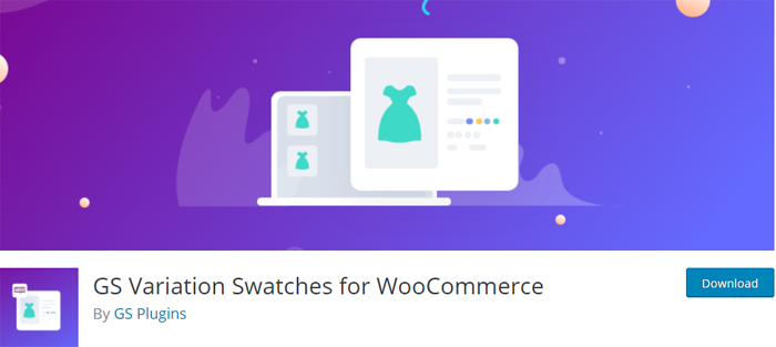 GS Variation Swatches for WooCommerce