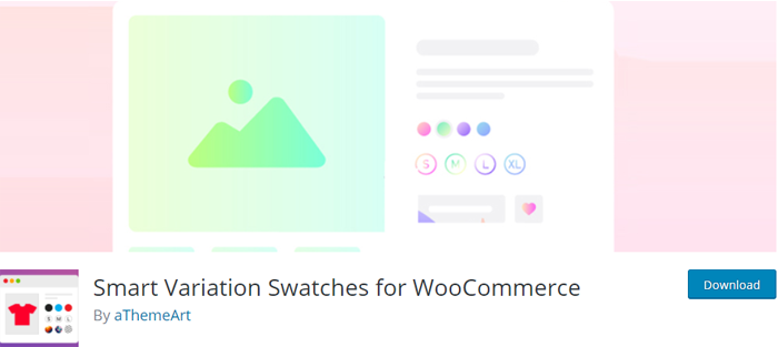 Smart Variation Swatches for WooCommerce